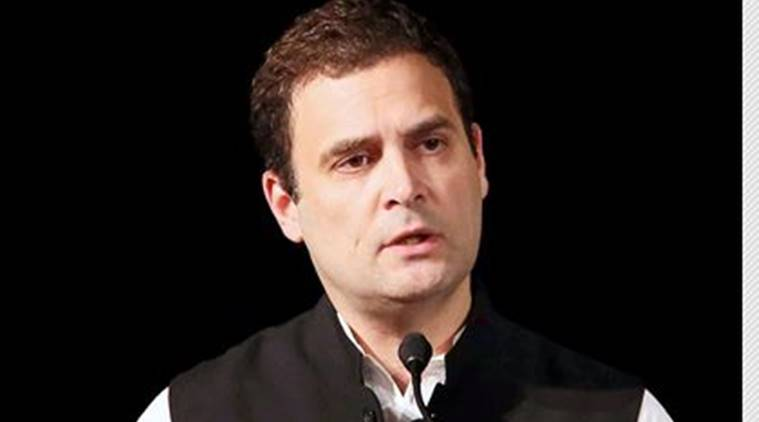 rahul gandhi, Congress, Narendra Modi, Rahul Gandhi Berkeley speech,Rahul Gandhi speech, India news, Indian Express
