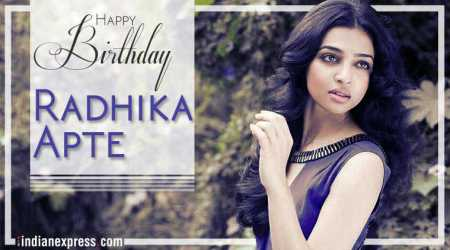 Happy birthday Radhika Apte: Five things we bet you didn't know about the Padman actor