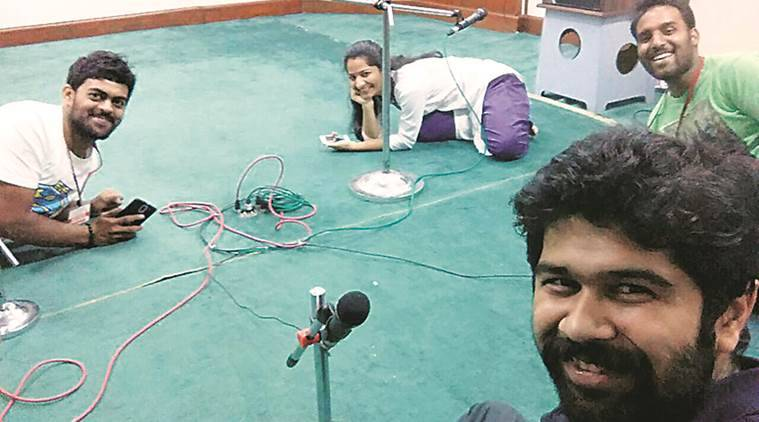 AIR, Pune, theatre, performance, on-air performance, city news, indian express
