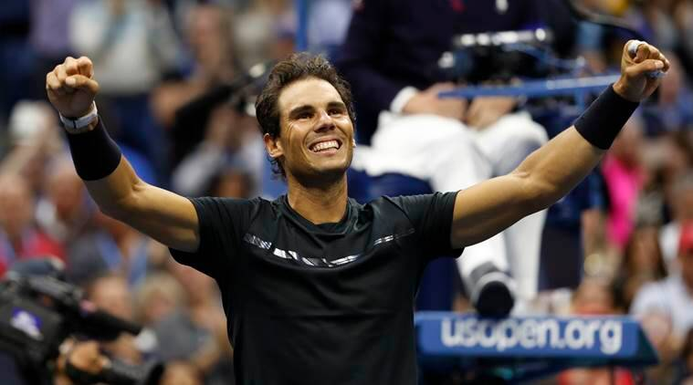 Rafael Nadal Cruises Past Kevin Anderson Wins Us Open 2017 Sports News The Indian Express