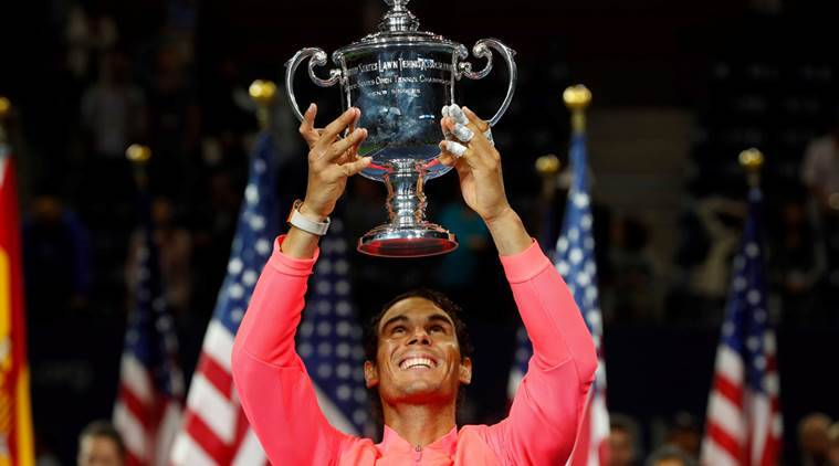 How Rafael Nadal Won His Third Us Open Title Watch Videos Sports News The Indian Express