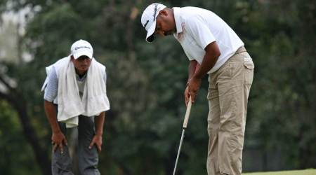 S Chikkarangappa, Rahil Gangjee finish in top 20 in Thai Open