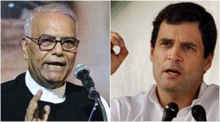 Yashwant Sinha speaking truth to power, will take miracle to turn around economy: Congress