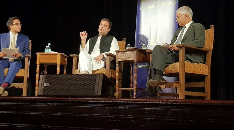 rahul gandhi, rahul gandhi sikh protesters, rahul gandhi anti sikh riots, rahul gandhi in us, rahul gandhi uc berkeley address, rahul gandhi uc berkeley, rahul gandhi berkeley address, rahul gandhi address, india anti sikh riots, india news