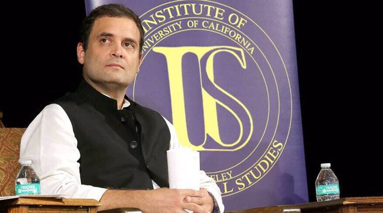 Rahul Gandhi, Rahul Gandhi speech, Rahul Gandhi berkeley, narendra modi, gandhi dynasty, gandhi bjp attack, Ryan International School, indian express, opinion