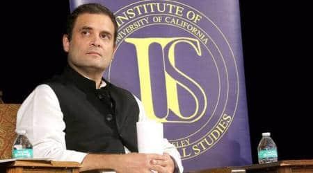 Rahul Gandhi, Rahul Gandhi speech, Rahul Gandhi berkeley, narendra modi, gandhi dynasty, gandhi bjp attack, Ryan International School, indian express, opinion