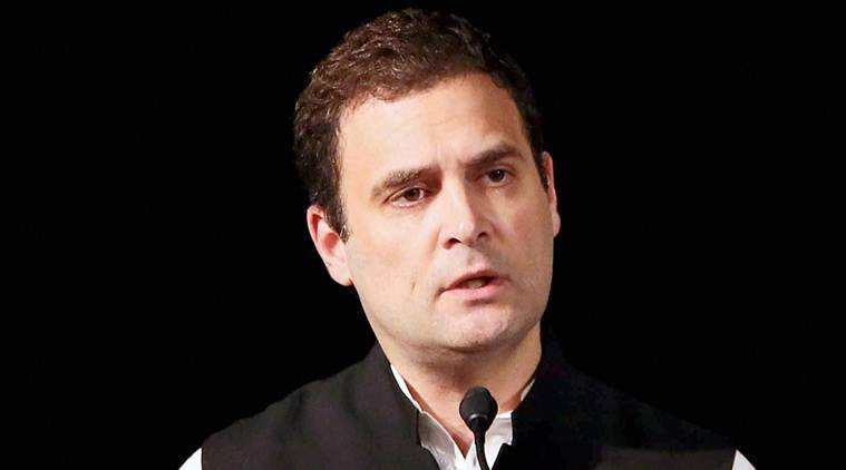 Intolerance, unemployment key issues facing India, says Rahul Gandhi