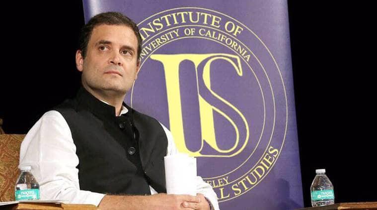 Rahul Gandhi, Congress, Rahul Gandhi speech full text, Rahul Gandhi Berkeley full text
