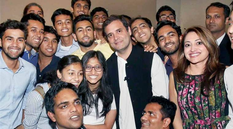 Biggest challenge India facing today is giving jobs to youth: Rahul Gandhi