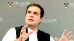 Rahul Gandhi at Princeton University: Key takeaways from his interaction