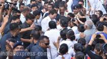 On the road with Congress' Rahul Gandhi in poll-bound Gujarat