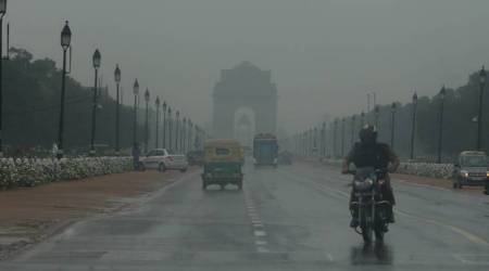 Delhi rains: Cloudy skies, light showers in NCR today