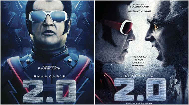 Will Rajinikanth's 2.0 defeat The Avengers? Box-Office Battle of 2018