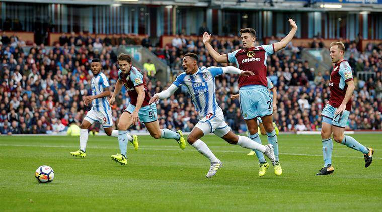 football diving, burnley, burnley vs huddersfield, premier league, premier league news