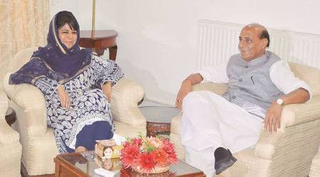 Day 1 of J-K visit: With focus on 'political solution', Rajnath Singh meets 20delegations
