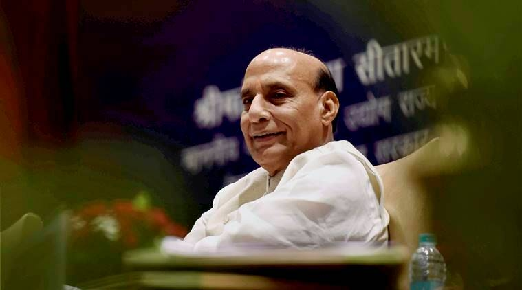 Rajnath Singh, J&K visit, Jammu Kashmir, ceasefire violations, border shelling, Armed forces, Kashmir unrest, Kashmir protest, India News, Indian Express