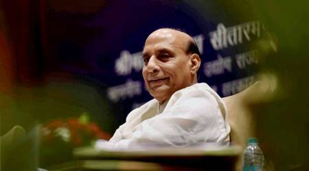 No power can stop resolution of Kashmir issue: Rajnath Singh