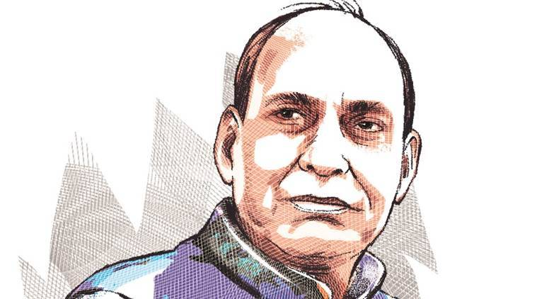 rajnath singh, himachal elections, gujarat elections, congress media changes, indian express, india news