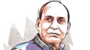 Delhi confidential: At Rajnath'shome