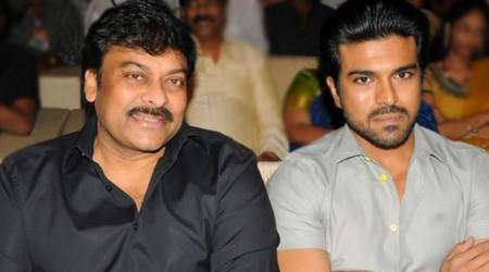 Megastar Chiranjeevi is happy after watching Ram Charan's Rangasthalam