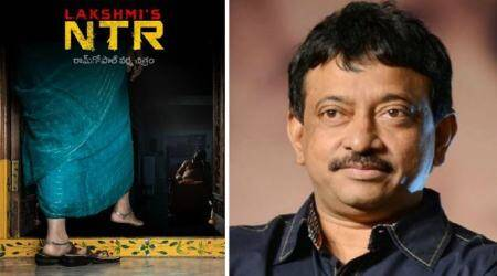 Lakshmi's NTR: Ram Gopal Varma releases first look of his biopic on N. T. Rama Rao