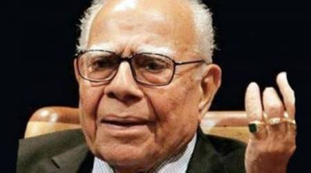 Ram Jethmalani calls BJP's governance 'calamity', says will continue to fight corrupt politicians