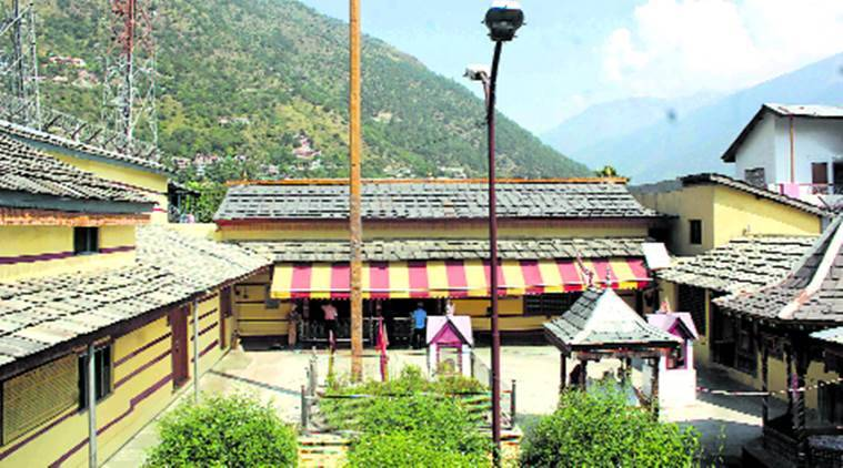 Image result for SC stays takeover of famous Raghunath temple by HP govt