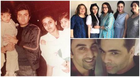 Birthday wishes pour in for Ranbir Kapoor and Reema Jain
