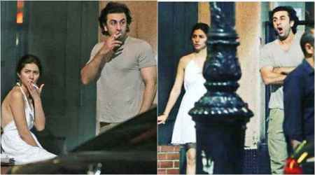 What's cooking between Ranbir Kapoor and Mahira Khan? Are they 'just friends'?