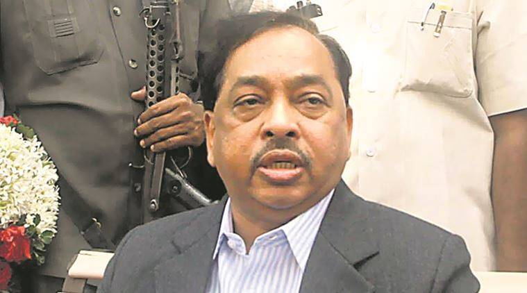 Narayan Rane, Rane quits Congress, Raosahed Danve, BJP, Congress, India news, Indian Express