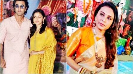 Alia Bhatt or Rani Mukerji: Whose festive look do you prefer?
