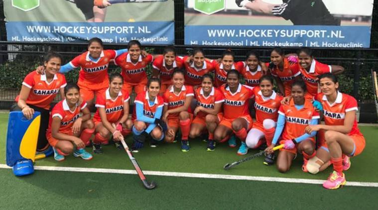 India vs China, India women hockey team, hockey news, Indian Express