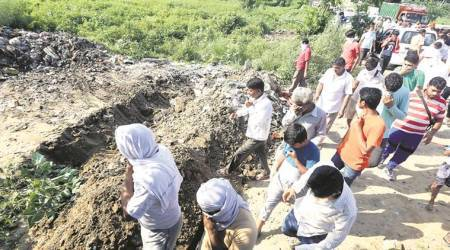 Mixing debris with garbage: No FIR against garbage contractorsyet