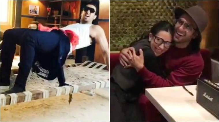 Ranveer Singh and Karisma Kapoor dancing on 'sarkaye lo khatiya' is hilarious""