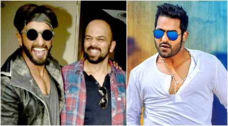 Rohit Shetty on film with Ranveer Singh: Have bought Junior NTR's Temper rights but it's not a remake