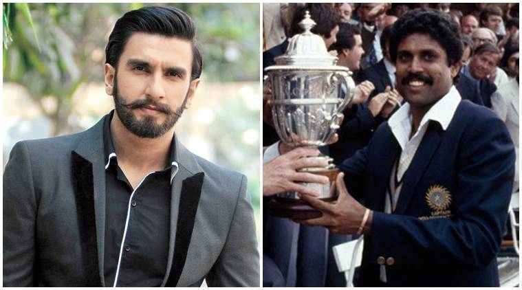 Ranveer Singh To Play Kapil Dev On The Big Screen
