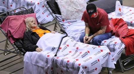 For Red Cross, hurricanes bring both donations and criticism
