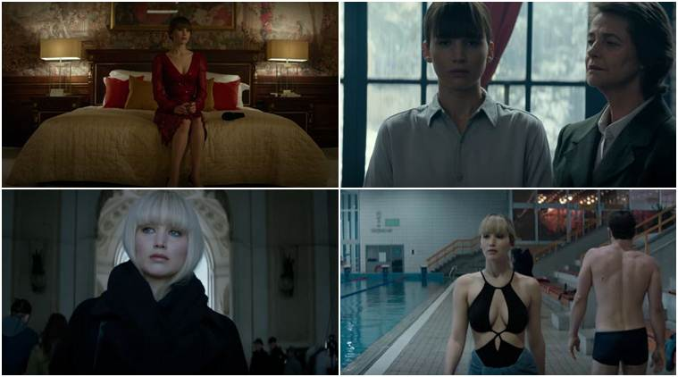 See Jennifer Lawrence In Official Trailer For Red Sparrow