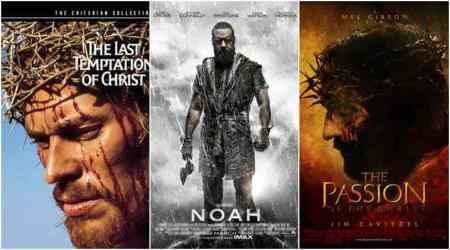 the last temptation of christ, the passion of christ, noah, religious controversial films, controversial films based on religion