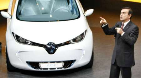 Renault-Nissan alliance promises 12 new electric vehicles by2022