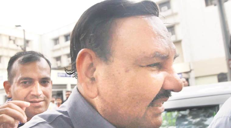 Odisha ex-HC judge held for hawala links