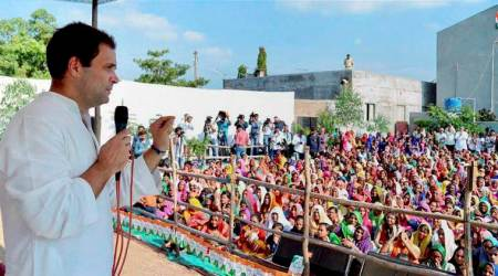 Rahul Gandhi to Patels: BJP fired on you, Congress is withyou