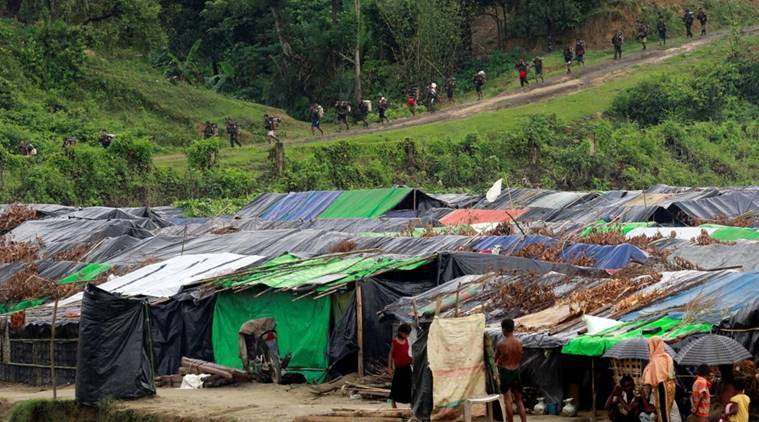 Rohingya Muslims, Rohingya in Myanmar news, Rohingya conflict news, Myanmar Rohingya Muslim conflict news, International news, world news,