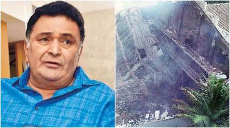 Rishi Kapoor and other celebrities grieve the loss of irreplaceable memorabilia after fire breaks out at RK studios