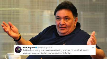 Rishi Kapoor on backlash over abusive tweet to woman: I am no saint