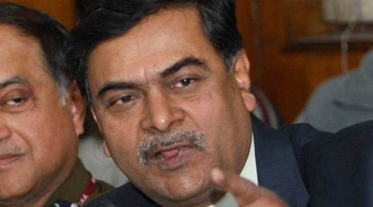r k singh, union minister r k singh, bjp, indian express news