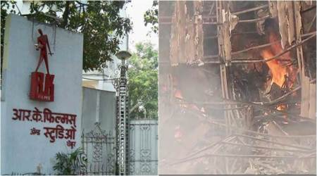 Fire breaks out at Mumbai's RK Studio, electrical wing completely damaged
