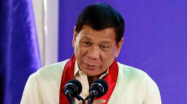 Rodrigo Duterte, Philippines, Duterte government, Philippine drug laws, world news, Philippines news, indian express