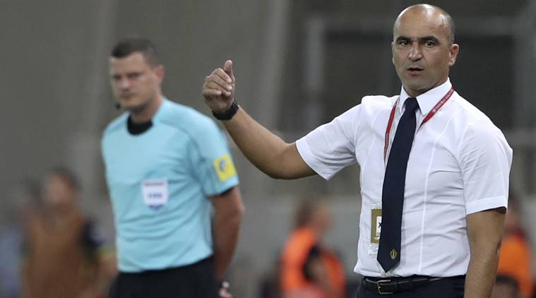 Martinez lauds 'winning team' after Belgium book World Cup spot