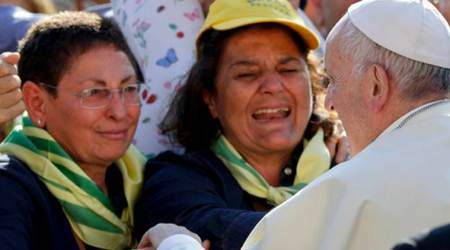 Pope Francis launches awareness campaign about migrants' plight